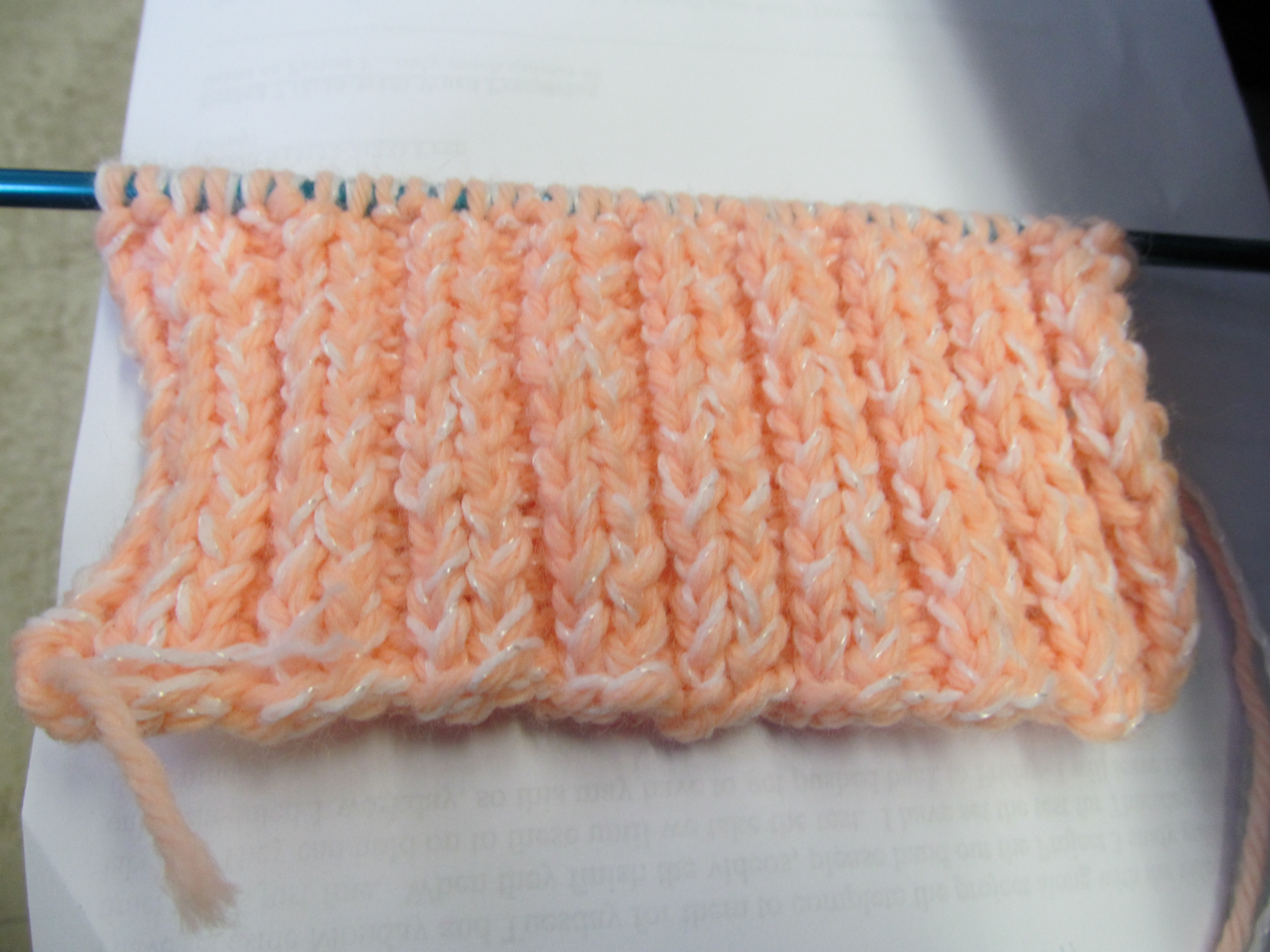 Knit one, purl two lucindalines