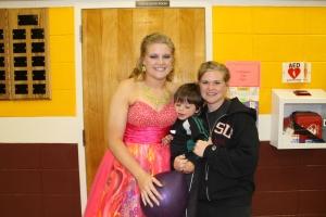 Paulina, Victoria and Jaxon