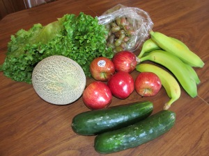 Bountiful Harvest items, just a small sample.