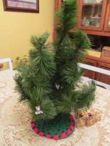 Advent tree day 1, 2013