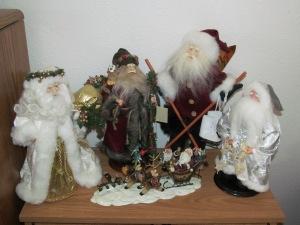 My Father Christmas quartet