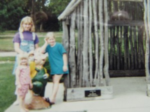 Storybook Land in Aberdeen was always are spot for family time.