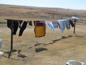 Another windy day, seems like a broken record with the clothes line photos.