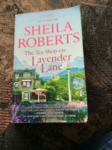 The Tea Shop on Lavender Lane by Sheila Roberts is a good summer read.