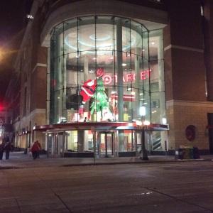 Target Christmas display!