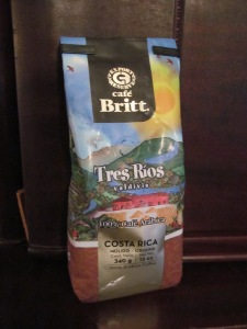 Coffee from Costa Rica