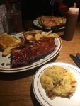 Paulina's meal